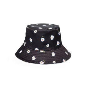NEW Alice & Olivia reversible bucket hat (floral)